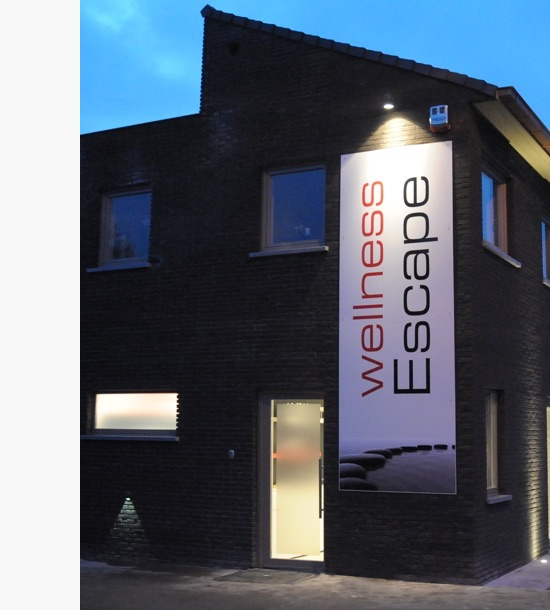 wellness escape buiten